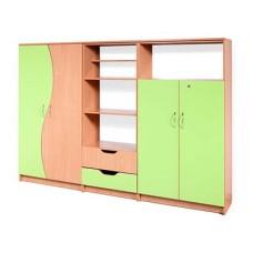Набор шкафов школьных